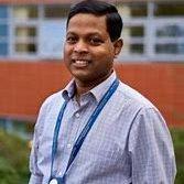Dr Prakash Dey, Course Organiser